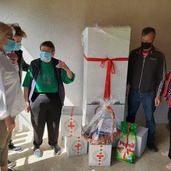 Tjedan Crvenog križa u GDCK Ivanić-Grad