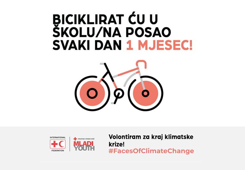 Zamijenite automobil biciklom i pomozite u borbi protiv klimatskih promjena!
